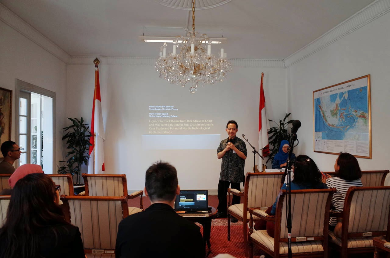 Nordic Baltic Indonesia Scholar Conference
